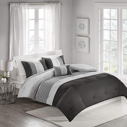 Arctic Stripe Bedspread