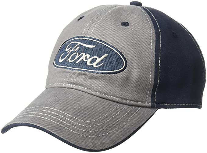 Amazon.com  Ford Distressed Baseball Cap  Clothing 10c078c73db