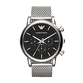 1602b691f348 Emporio Armani Men s Watch AR1808  Amazon.co.uk  Watches