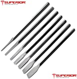 Dental Sheehan Osteotomes Straight Surgical 7 Pcs