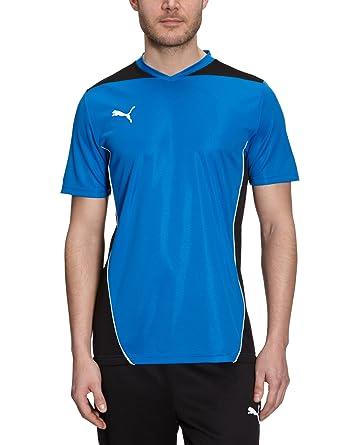 Puma Foundation - Camiseta de fútbol Sala para Hombre  Amazon.es  Ropa y  accesorios 054cc194b1f45
