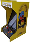 Tabletop/Bartop Arcade Machine W/412 Games