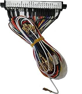 8134g wtBxL._AC_UL320_SR280320_ amazon com jamma plus board full cabinet wiring harness loom for