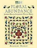 Floral Abundance: Applique Designs Inspired by William Morris