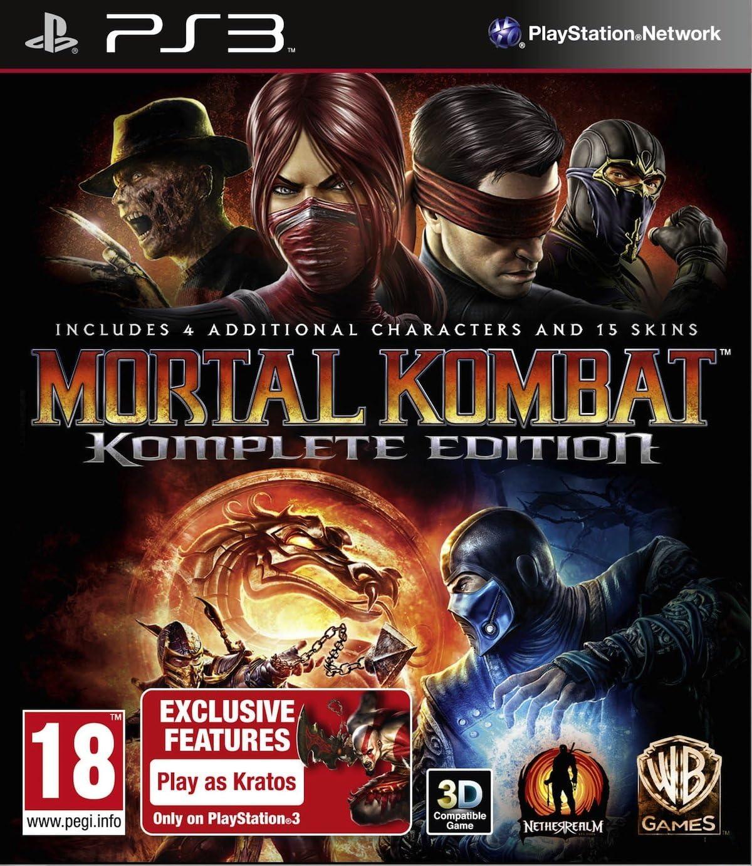 Mortal Kombat - Komplete Edition [Importación italiana]: Amazon.es: Videojuegos