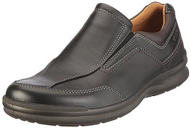 3a79dbd45518 ECCO Remote 521024 Men s Low Shoes Black Size  16  Amazon.co.uk ...
