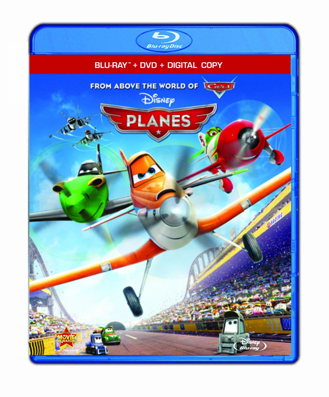 Planes (Blu-ray + DVD + Digital Copy) by Walt Disney Video