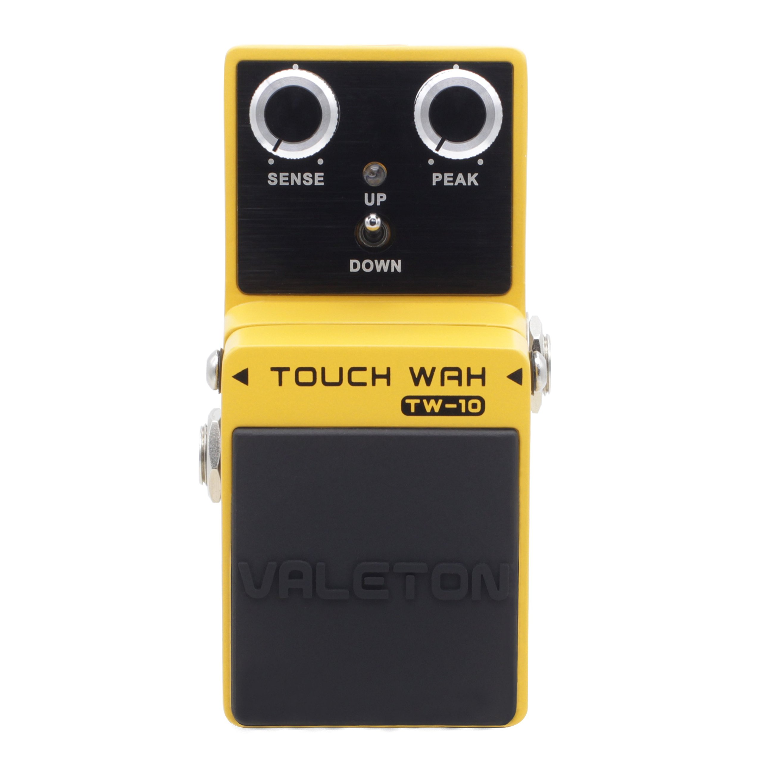 Valeton Touch Wah Mini Wah Pedal Guitar Effect Pedal Buffer Bypass Zinc-alloy Die Cast Casing by Valeton