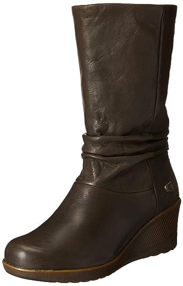 6ea427a3ce27 KEEN Women s Kate Slouch Boot Black  Amazon.ca  Shoes   Handbags