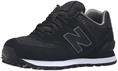 new balance 574 women black
