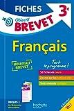 Objectif Brevet 3e - Fiches Détachables Français - Nouveau programme 2016