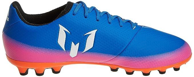 separation shoes fca55 9408a ... quality design 8b449 4399b adidas MESSI 16.3 AG J - Botas de fútbol  Línea Messi para ...
