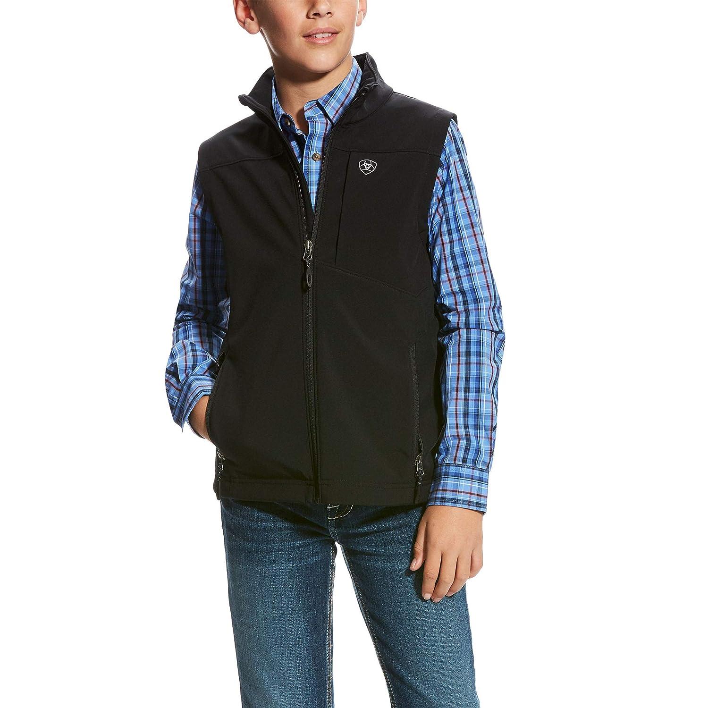 ARIAT Boys Big Vernon 2.0 Softshell Vest