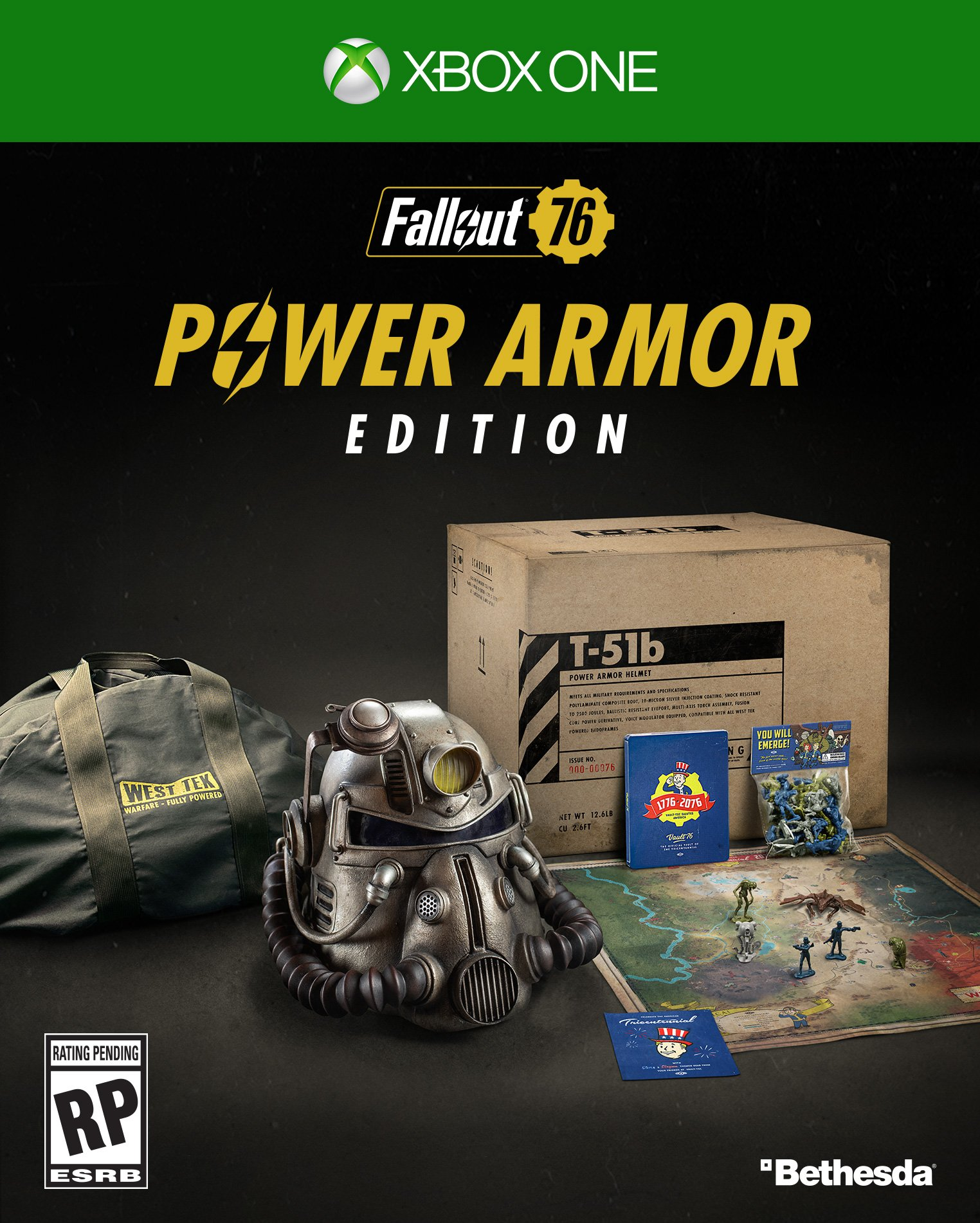 Fallout 76 - Xbox One Power Armor Edition