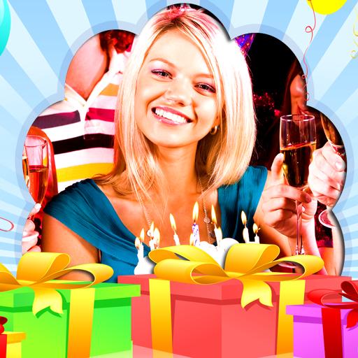 Occasion Any Invitation - Birthday Photo Frames