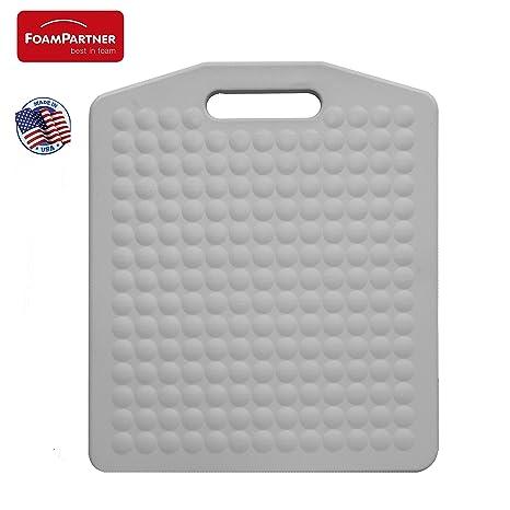 Bolasto Premium Comfort Pad - Thick| Kneeling Pad | Gardening Pad | Stadium Seat | Yoga Pad | Multi Purpose kneeling Pad with superior cushion