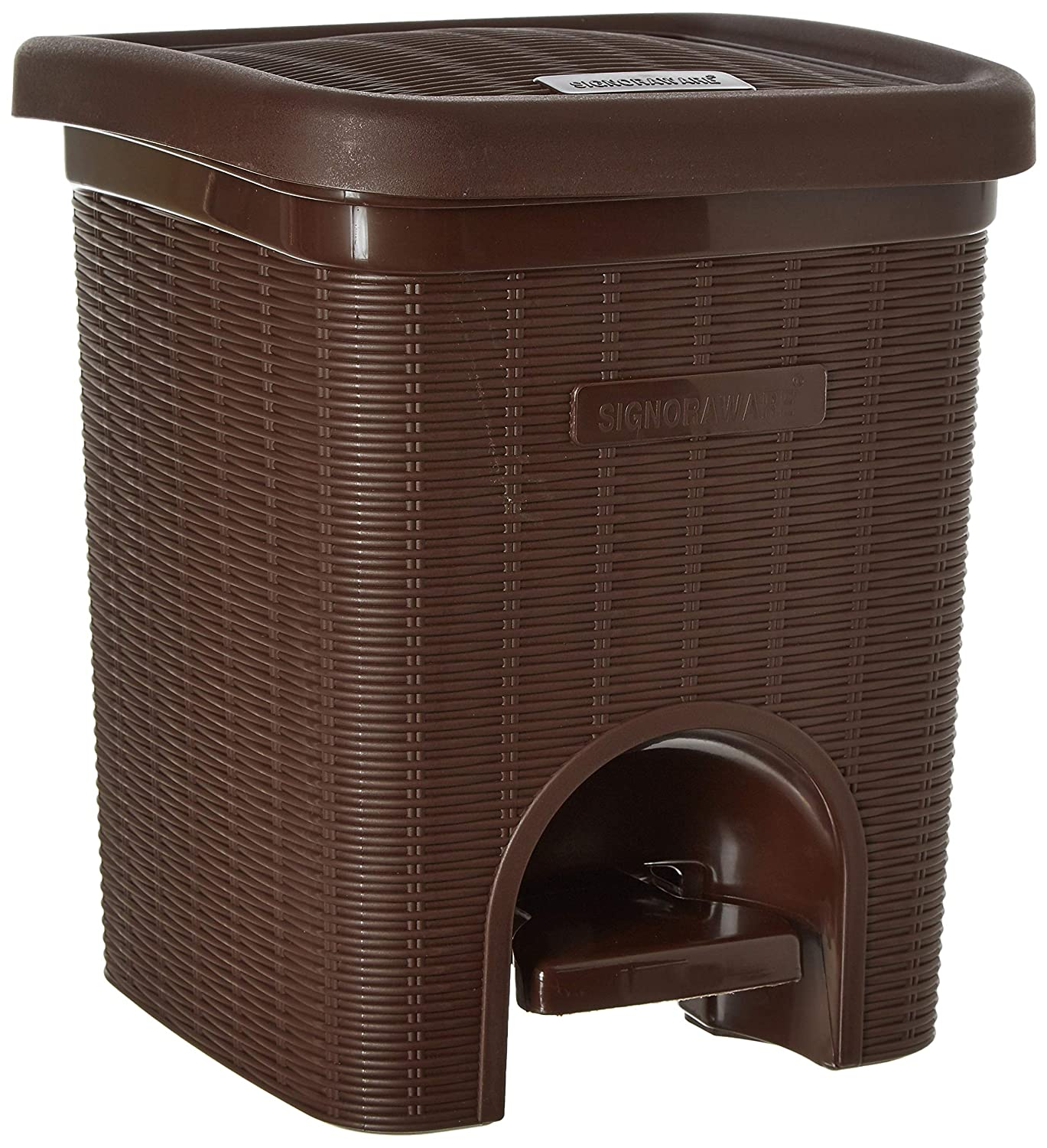Signoraware Modern Lightweight Dustbin For Home And Office