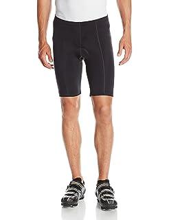 BDI Mens 6-Panel Flatseam Gel Cycling Shorts BDI Direct