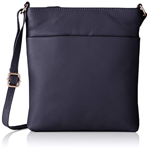 761ca5012 Hotter Women's Verne Cross-Body Bag Blue (Navy): Amazon.co.uk: Shoes ...