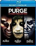The Purge Trilogy Blu-ray 2017