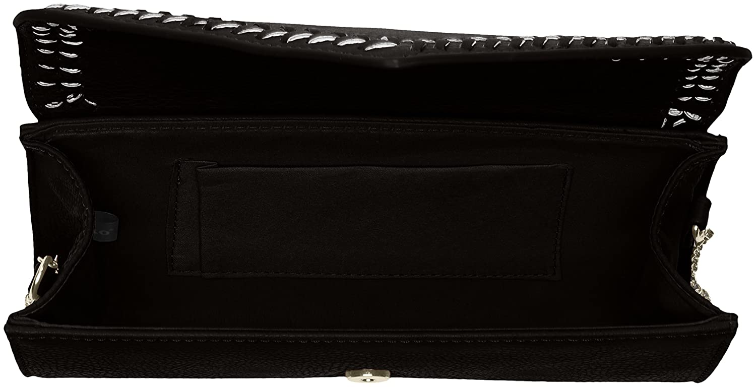 Swanky Swans Womens Ashton Envelope Clutch Clutch Black (Black):  Amazon.co.uk: Shoes & Bags