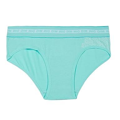27de9498c8820 Dim Box Culotte, Bleu Aqua, 10 Ans (Taille Fabricant: 10A) Fille