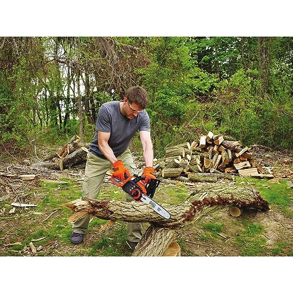 BLACK+DECKER LCS1240 40-volt Cordless Chainsaw reviews