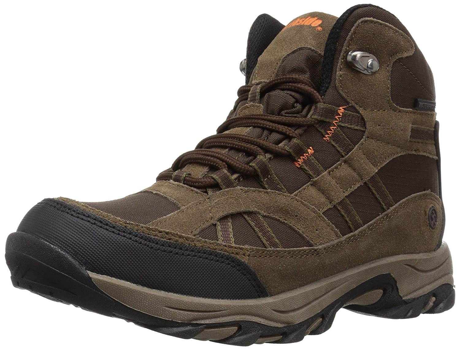 Northside Kids' Rampart Mid Waterproof Hiking Boot