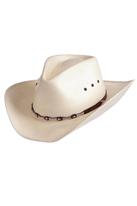 Stetson Horizon Crushable Straw Hat 76634