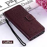 Lomogo Leather Wallet Case for LG Stylo 4/Q