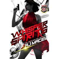 Whisper of Spirits: A Paranormal FBI RH Romance (War of Power Series 2: FSID Agents Series Book 1)