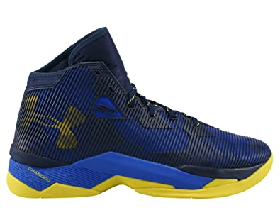 Under Armour Barnas Grunnskolen Karri 2,5 Basketball Sko