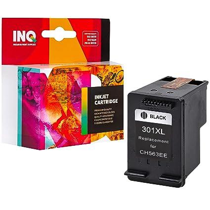 Nuevo Cartucho de Tinta INQ PRINT - 301XL Compatible con HP ...