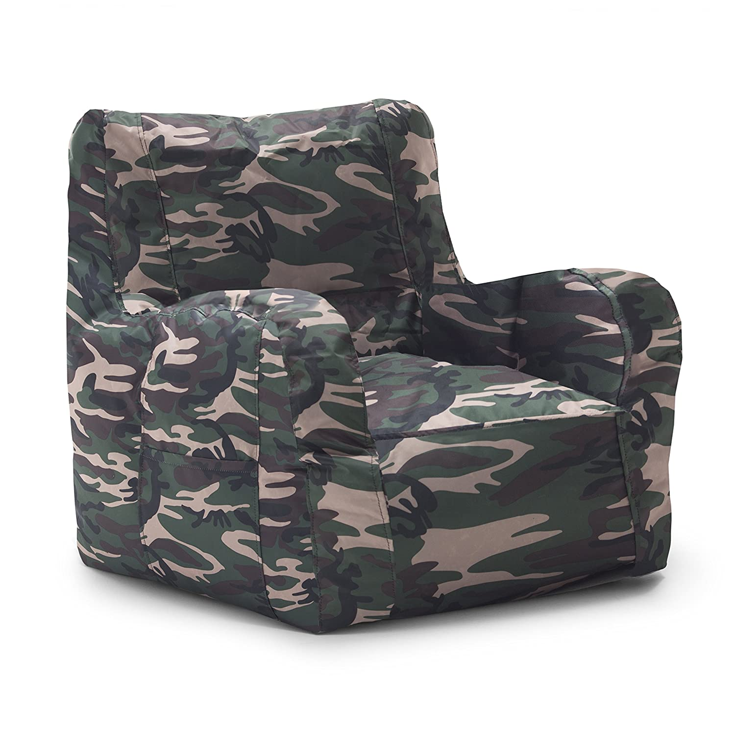 Amazon Big Joe Duo Chair Camo Kitchen & Dining