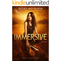 Immersive: A Young Adult Dystopian Romance (The Elite Trials Book 3) book cover
