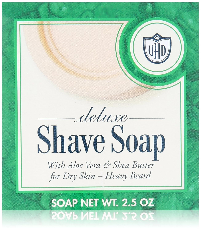 van der Hagen Deluxe Shave Soap (Pack of 12)