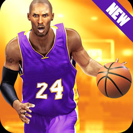 Stik Man Shot Basketball