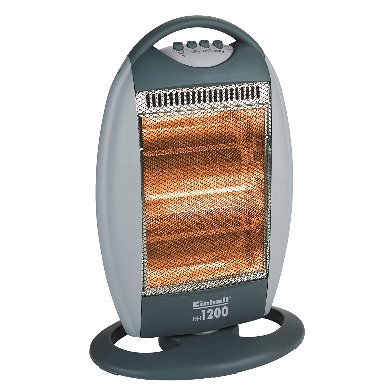 Einhell HH 1200 - Calefactor halógeno: Amazon.es: Bricolaje y herramientas