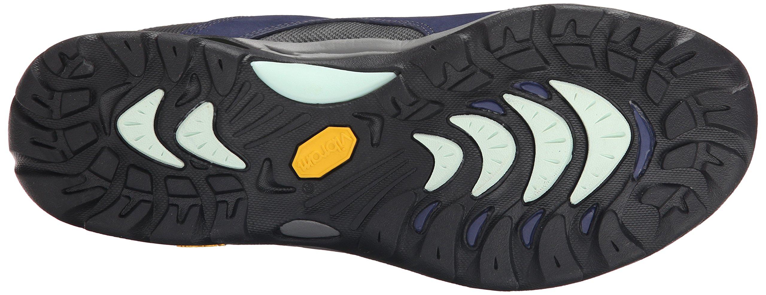 Ahnu Women's Montara Waterproof Boot,Midnight Blue,8 M US by Ahnu (Image #3)