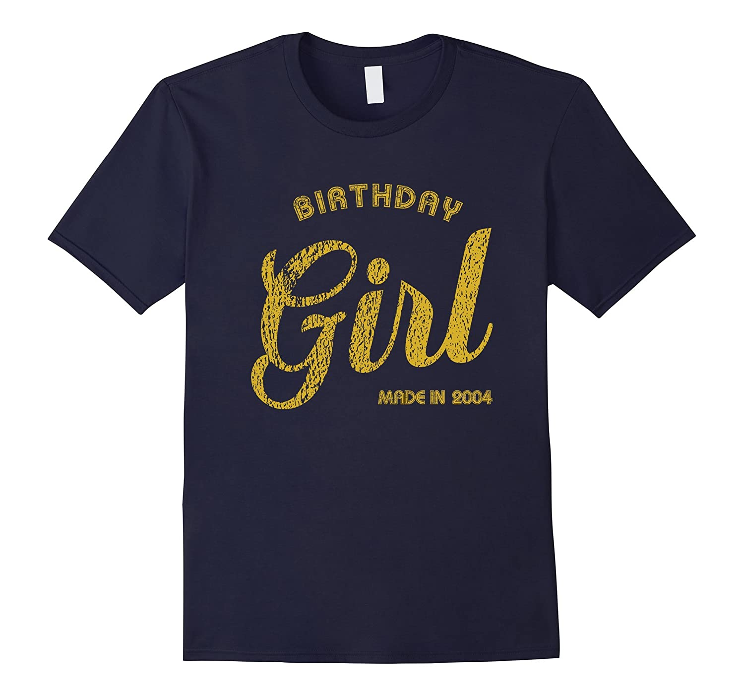 13th Birthday Girl Made in 2004 Shirt 13th Bday Gift Tee-TH