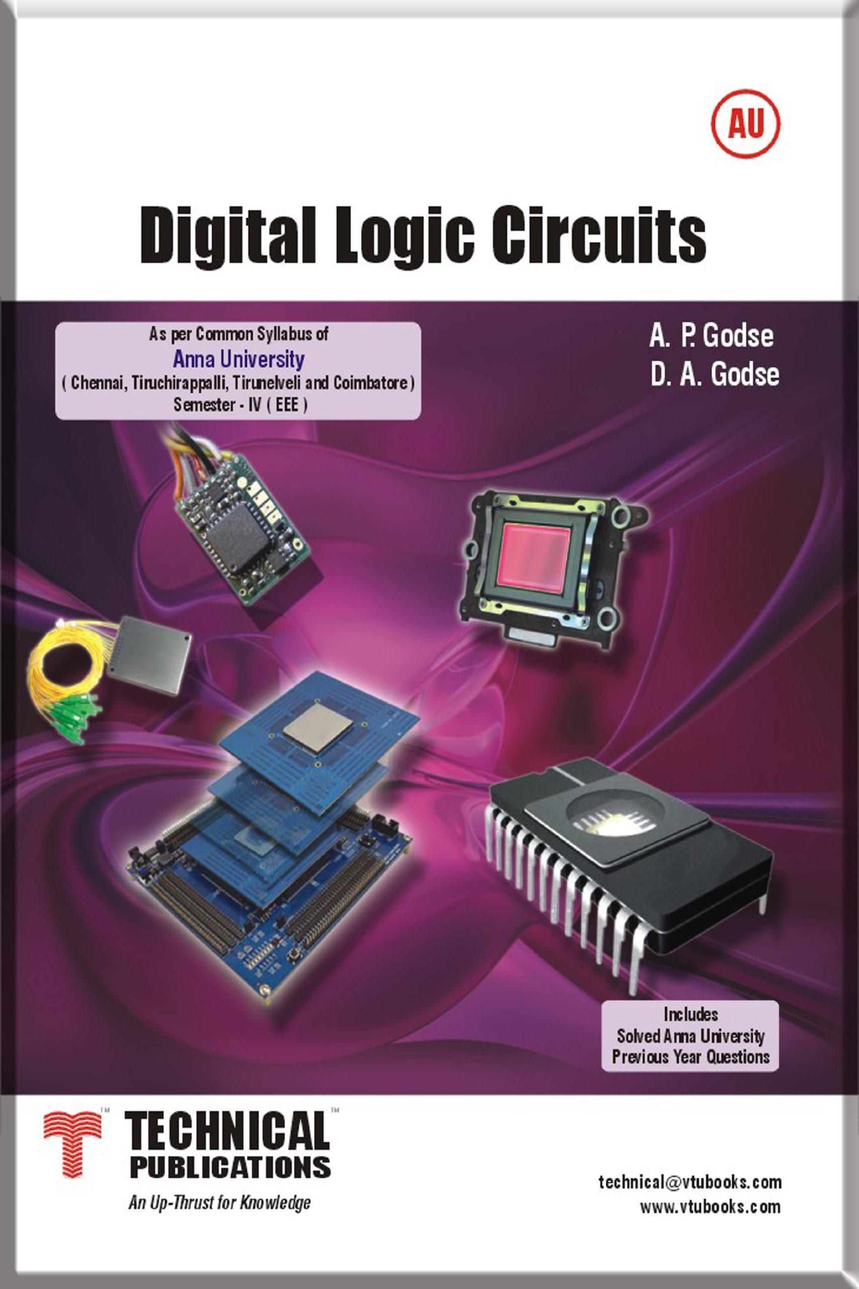 DIGITAL LOGIC DESIGN A.P GODSE EBOOK DOWNLOAD