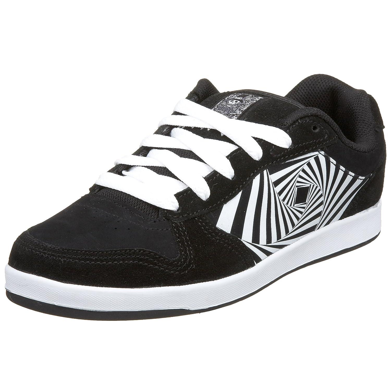 8b9526bbd8f08 Osiris Men's Duffel Skate Shoe, Vortex/Black/White, 7.5 M: Buy ...