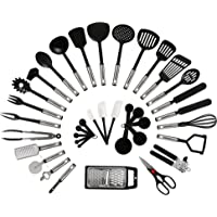 NEXGADGET 38-Pieces Kitchen Utensils Set