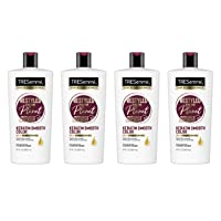 TRESemmé Conditioner Keratin Smooth Color 22 oz, Pack of 4