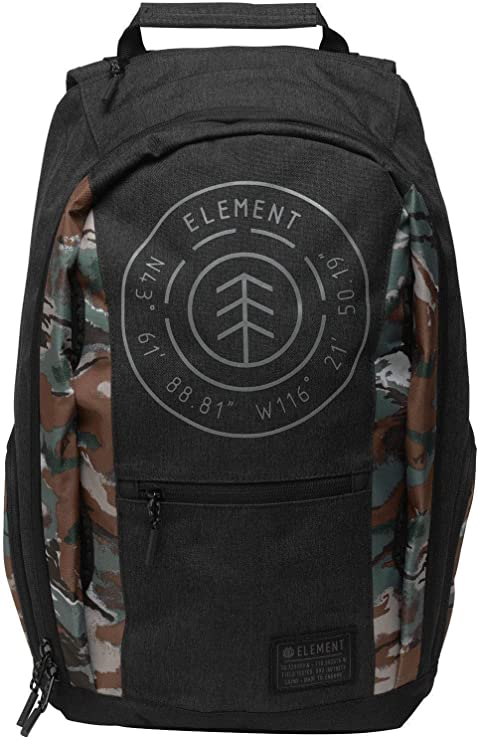 Element Mohave Mochila Daypack Backpack Sawtooth Camo: Amazon.es ...