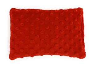 Solayman's Microwavable Buckwheat Heating & Cooling Pad- Red