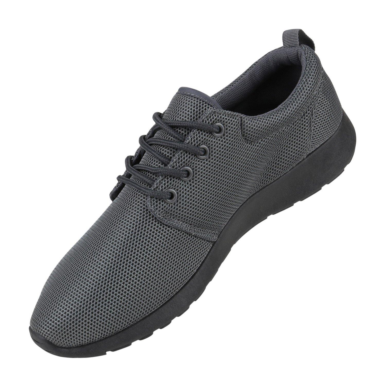Zapatillas deportivas para mujer | zapatillas de correr Neon | zapatillas para runners | Fitness sin cordones | diseño de Flores | muy grandes | flandell®, color Negro, talla 36 EU: Amazon.es: Zapatos y complementos