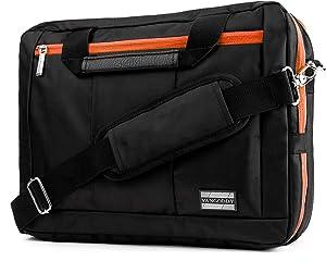 15 Inch Laptop Bag for Dell Inspiron 5502 7506 7501, Latitude 9510, Vostro 5502
