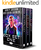 Savannah Sage Supernatural Thriller Box Set (Books 1 - 3) (Seattle Paranormal Police Department Box Sets)