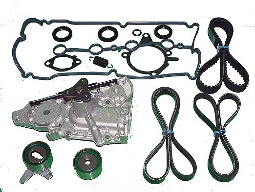 Amazon Com Tbk Timing Belt Kit Mazda Protege 1 5l Dohc 1998 Automotive